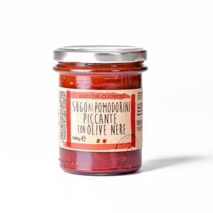 Bilde av Cherry tomater med oliven